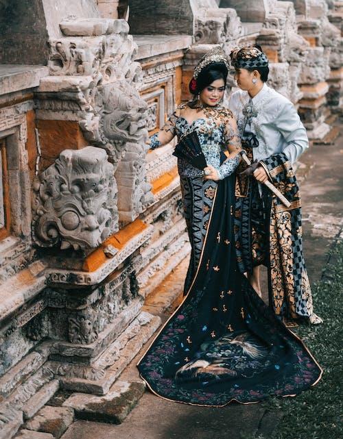 คลังภาพถ่ายฟรี ของ คนเอเชีย, คู่, คู่รักเอเชีย, งานปั้น