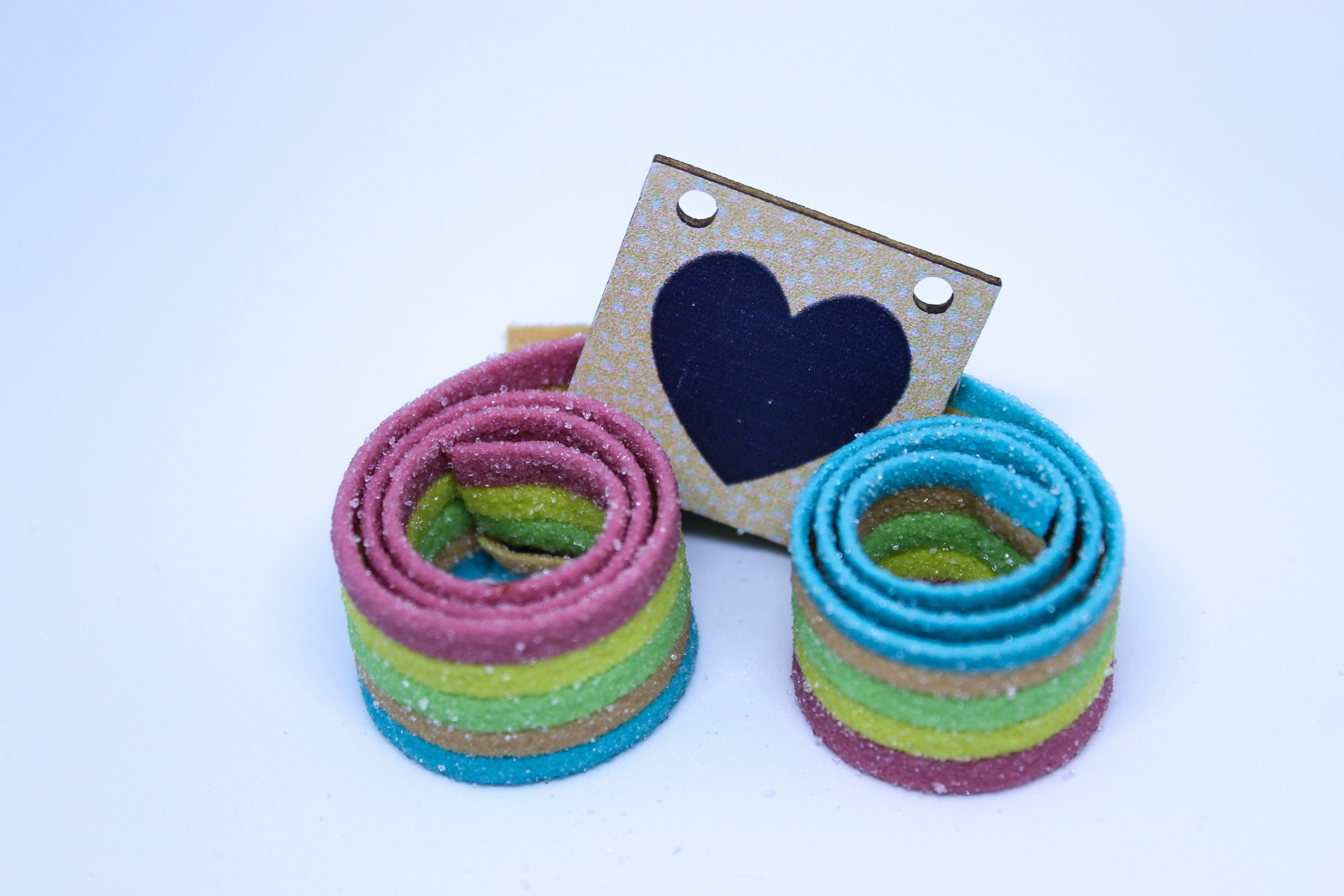 Free stock photo of #LGBTQIA#hearts, #lollies