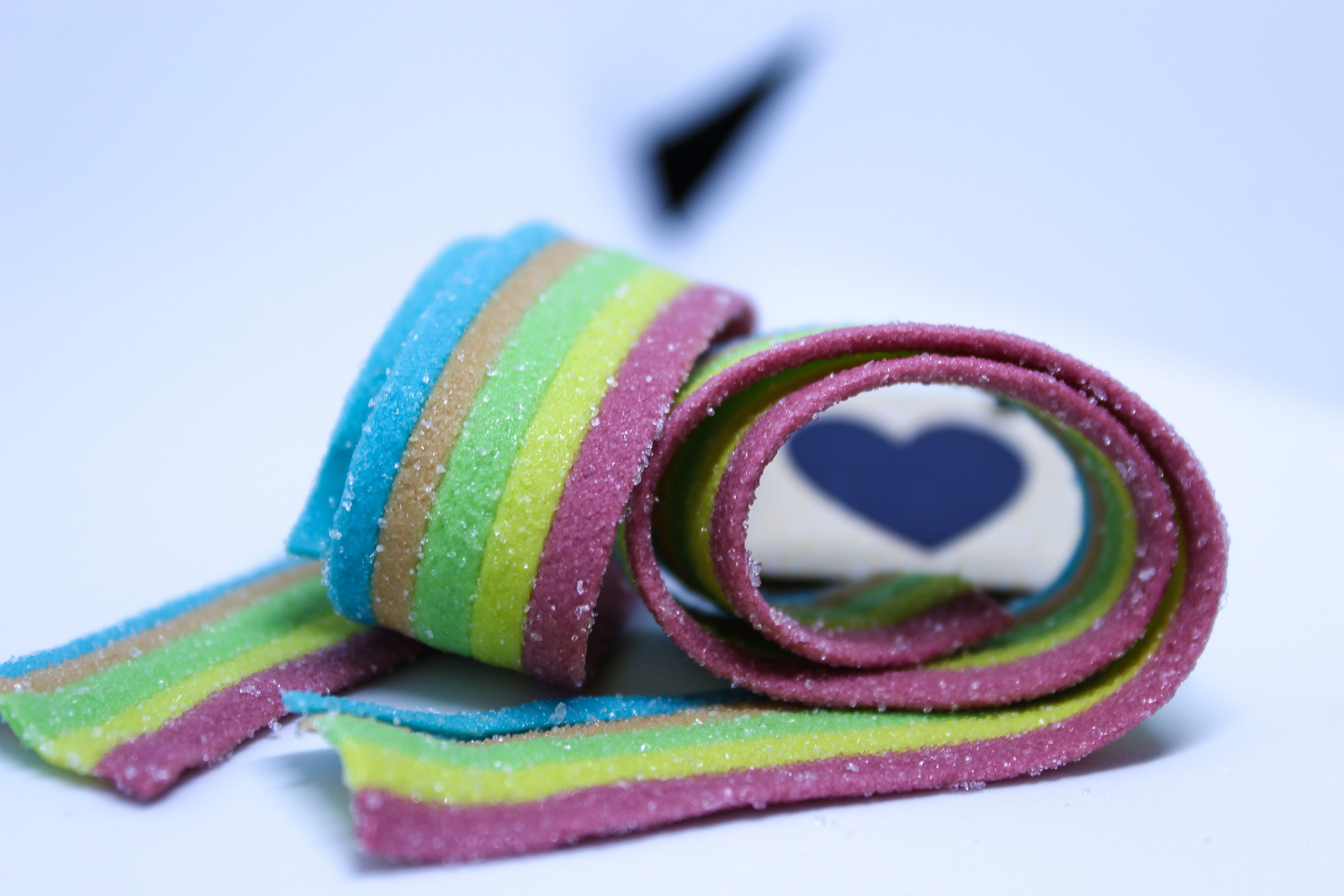 Free stock photo of #LGBTQIA#heart#lollies