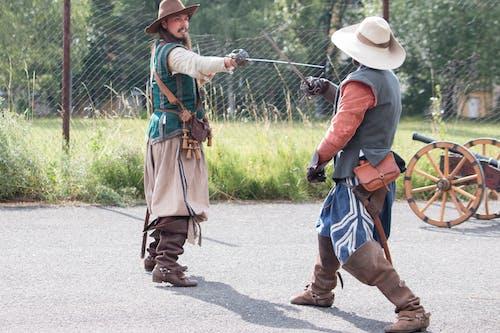 kılıç oyunu içeren Ücretsiz stok fotoğraf