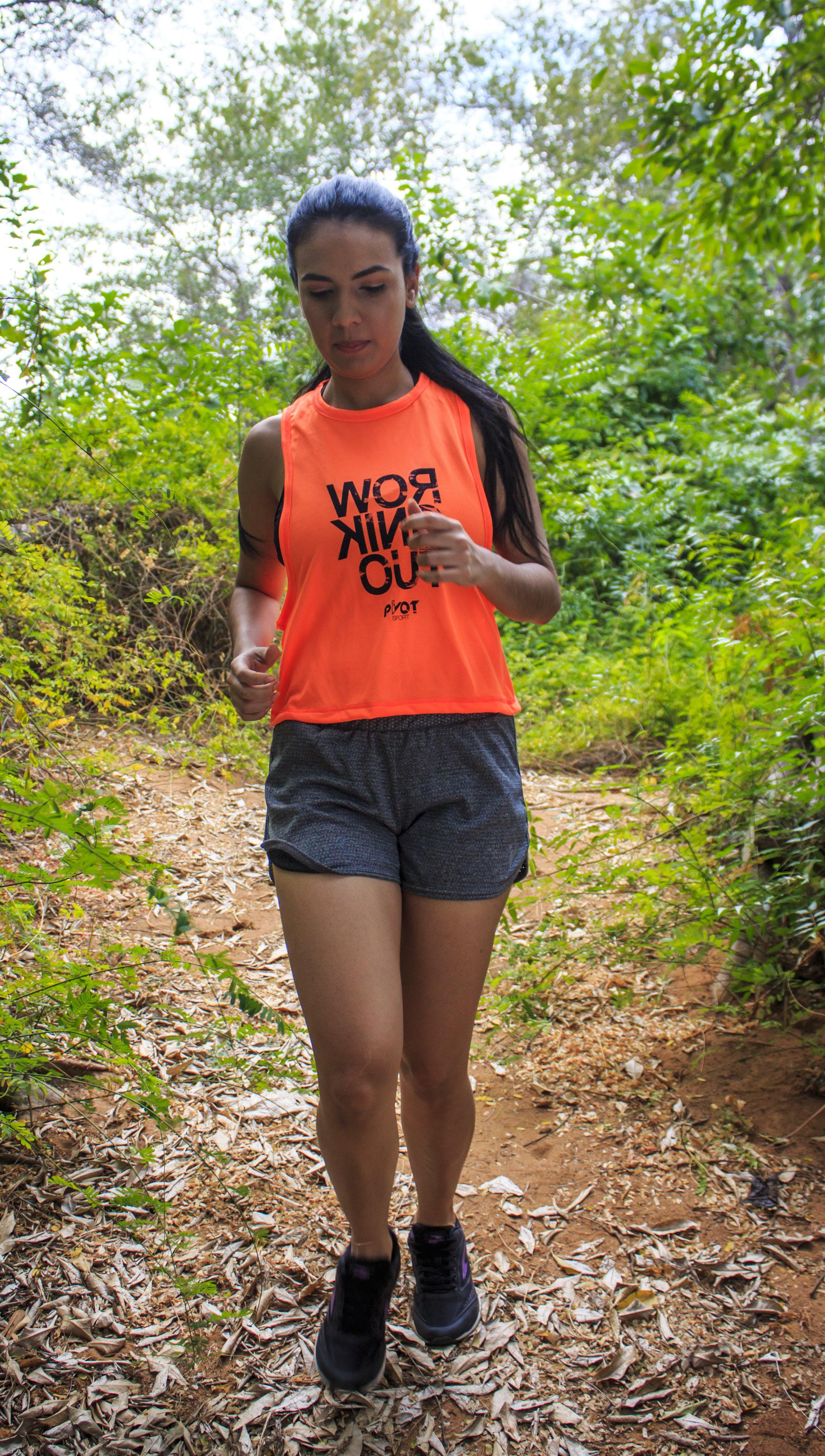 Free stock photo of fitness model, jogging, latin girl, latina