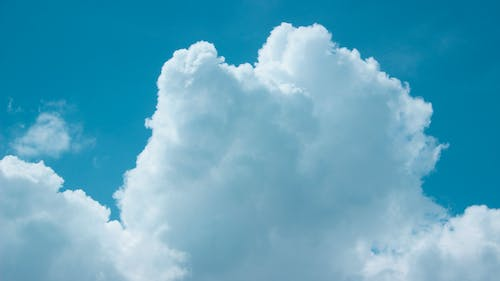 Free stock photo of blue, cloud, sky