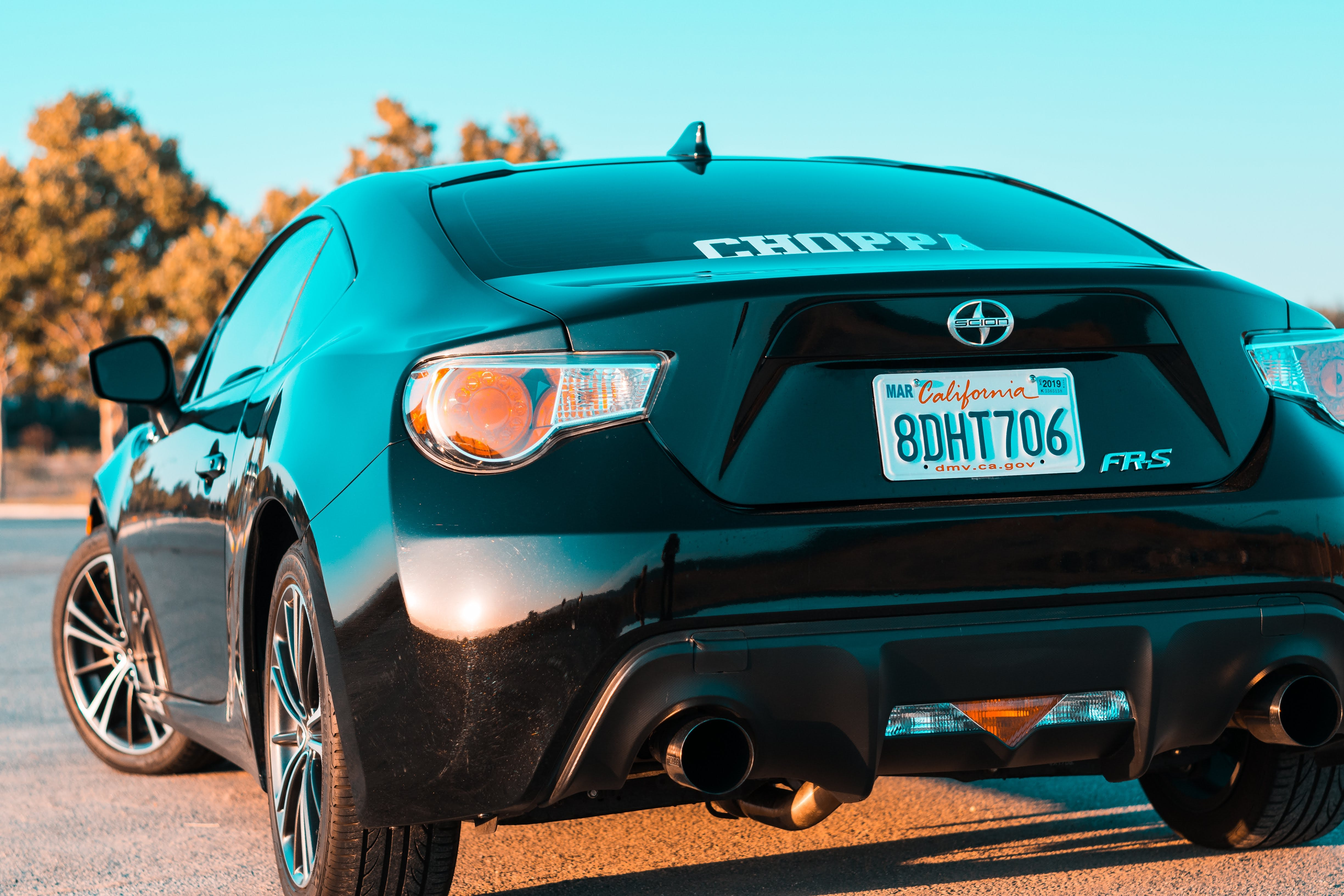 Free stock photo of cars, frs