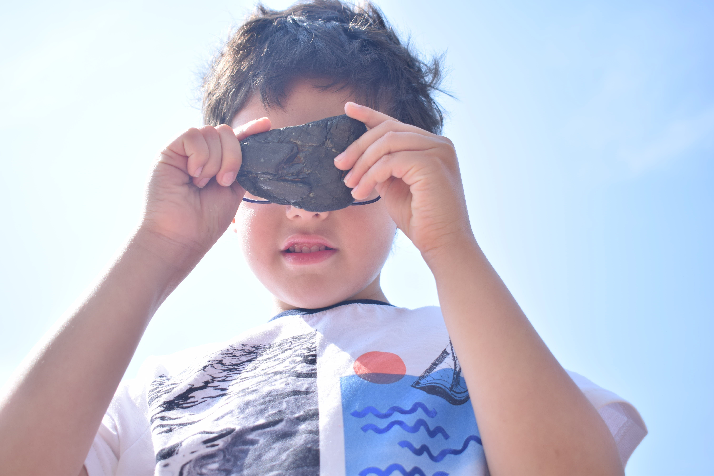 Free stock photo of boy, child, creative, imagination