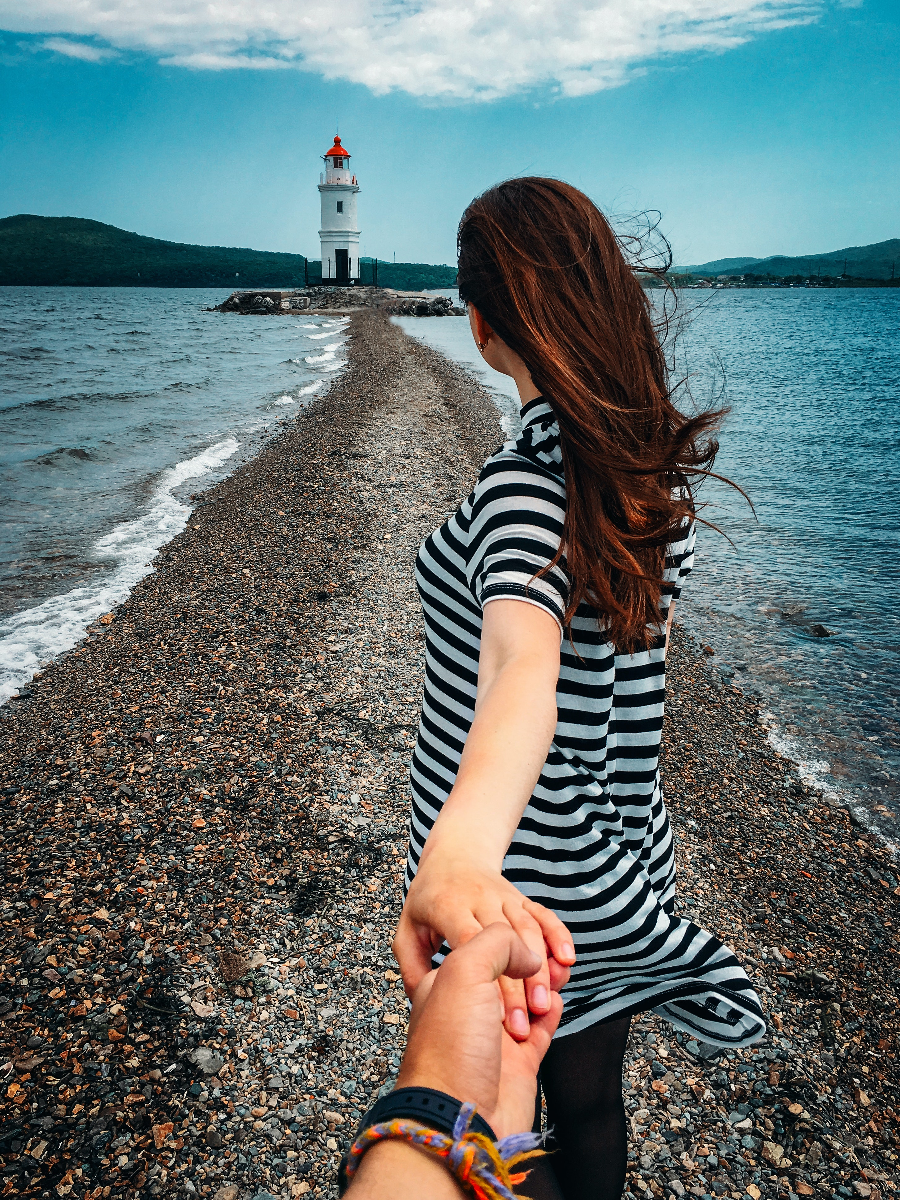 Image result for holding on to person