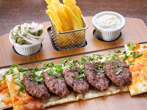 Free stock photo of hacı saad köfte