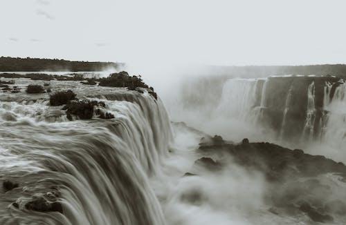 Gratis lagerfoto af branco, cachoeira, cataratas, e