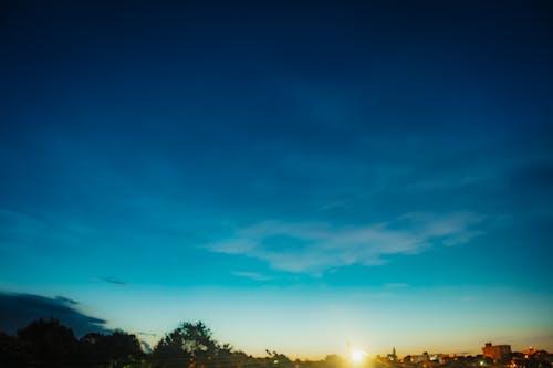 Gratis lagerfoto af azul, blå, cã © u, clound