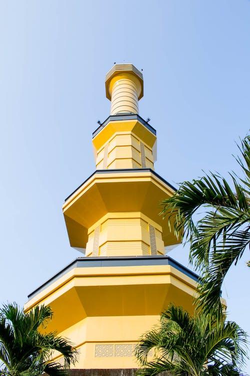 Fotos de stock gratuitas de mezquita, paisaje, torre