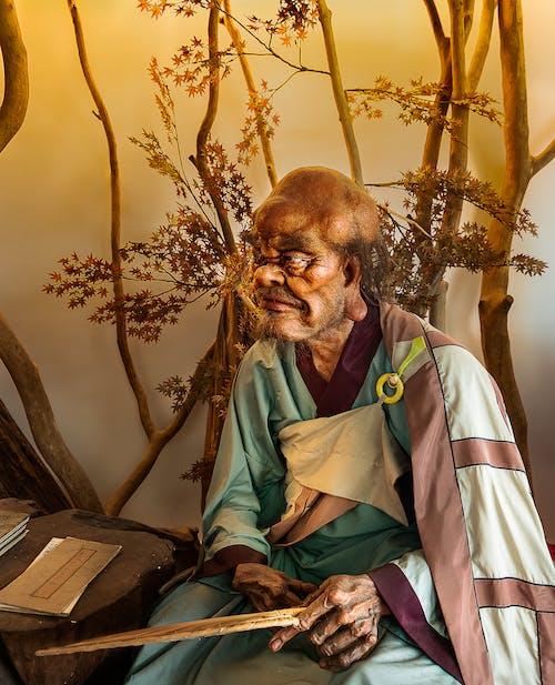 Δωρεάν στοκ φωτογραφιών με άγαλμα, βουδιστικός ναός