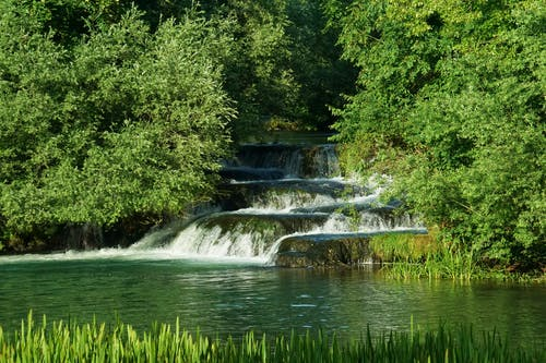 Free stock photo of croatia, nature, Rastoke, waterfall
