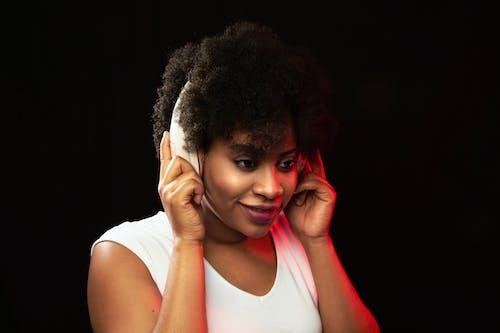 Free stock photo of african american woman, black women, church music