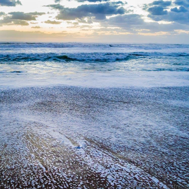 água, areia, Flórida