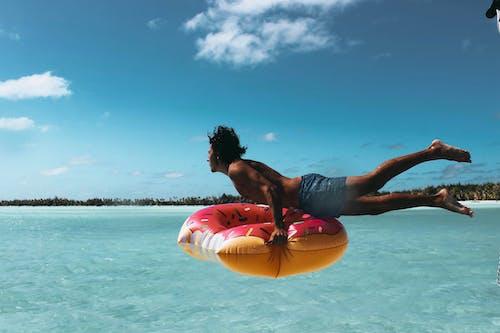 Photos gratuites de amusement, bora bora, détente, eau