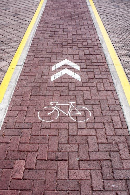 Kostenloses Stock Foto zu fahrrad, städtisch, straße