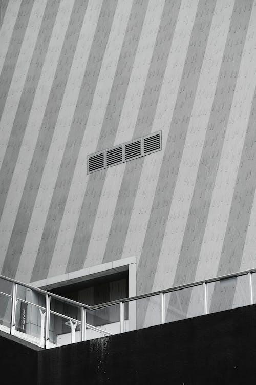 Бесплатное стоковое фото с архитектура, Архитектурное проектирование, Архитектурный, вентиляционный