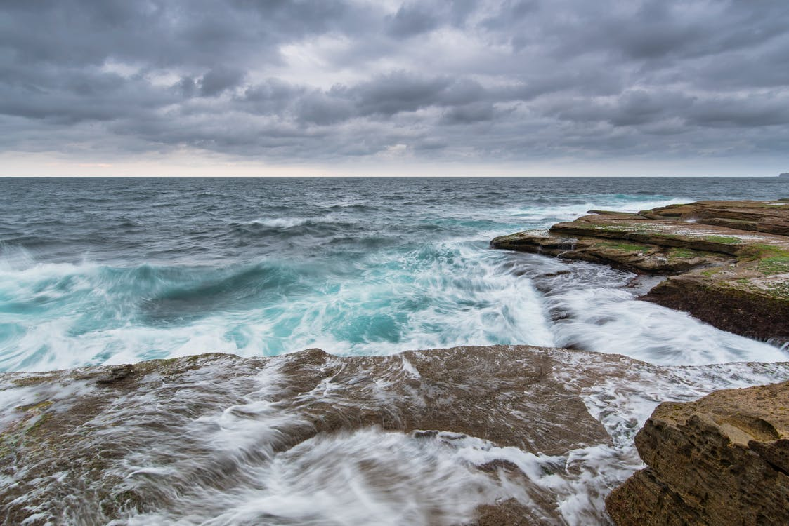 agua, Australia, costa