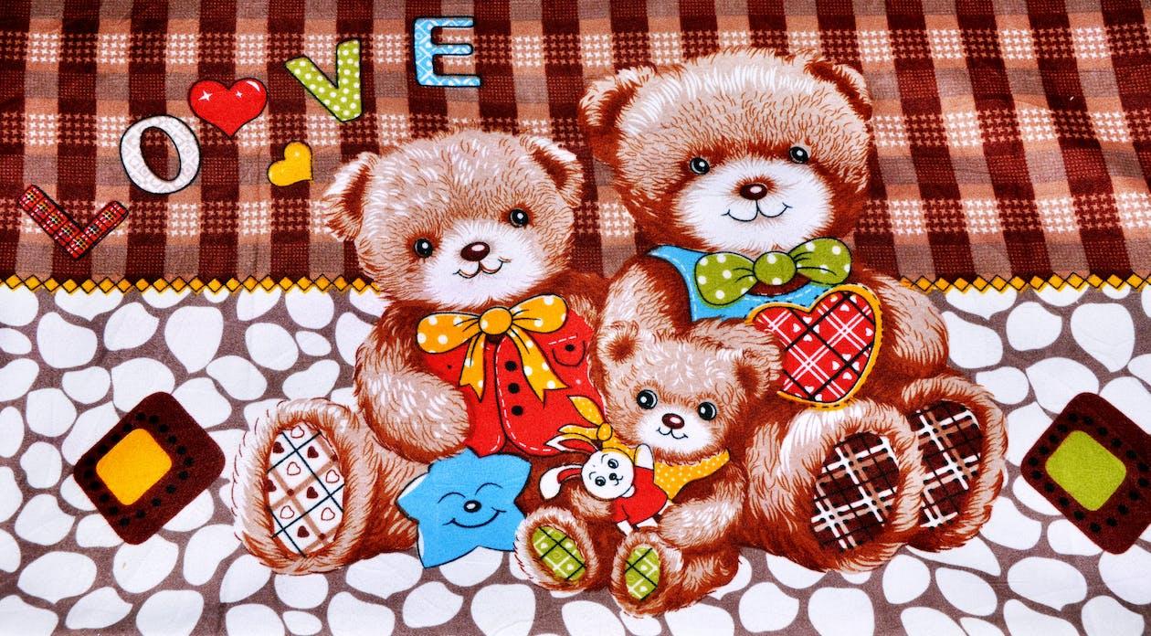 bamse, Kærlighed, legetøj
