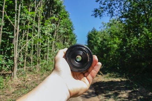 カメラレンズ, カメラ機器, キヤノン, きらきらの無料の写真素材
