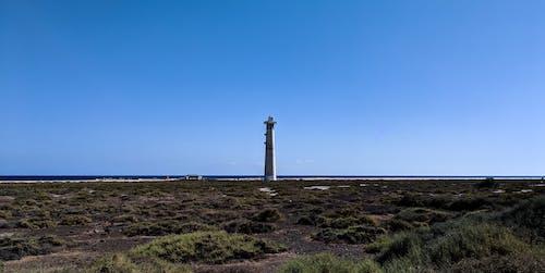 Kostenloses Stock Foto zu himmel, leuchtturm, ozean, strand