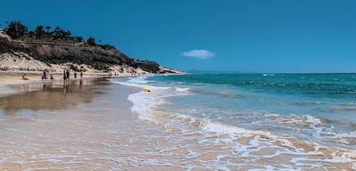 Kostenloses Stock Foto zu himmel, ozean, strand, wasser