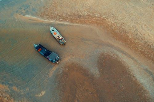 Foto profissional grátis de água, areia, beira-mar, cor