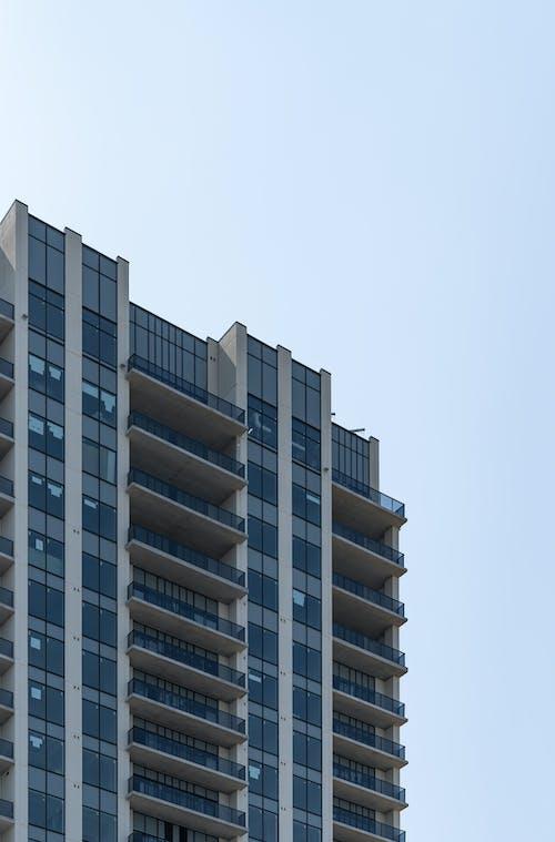 Foto d'estoc gratuïta de arquitectura, bloc de pisos, edifici