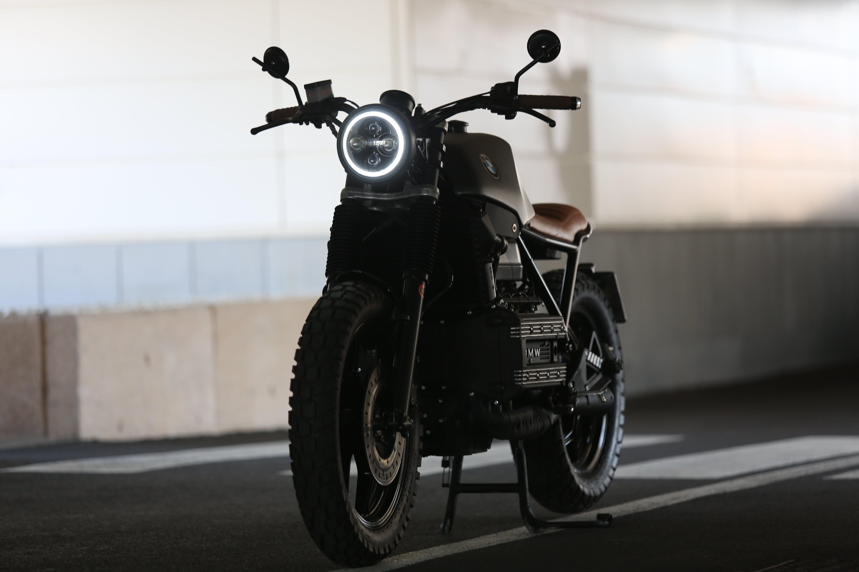 Free stock photo of motorbike, minimal, special, moto