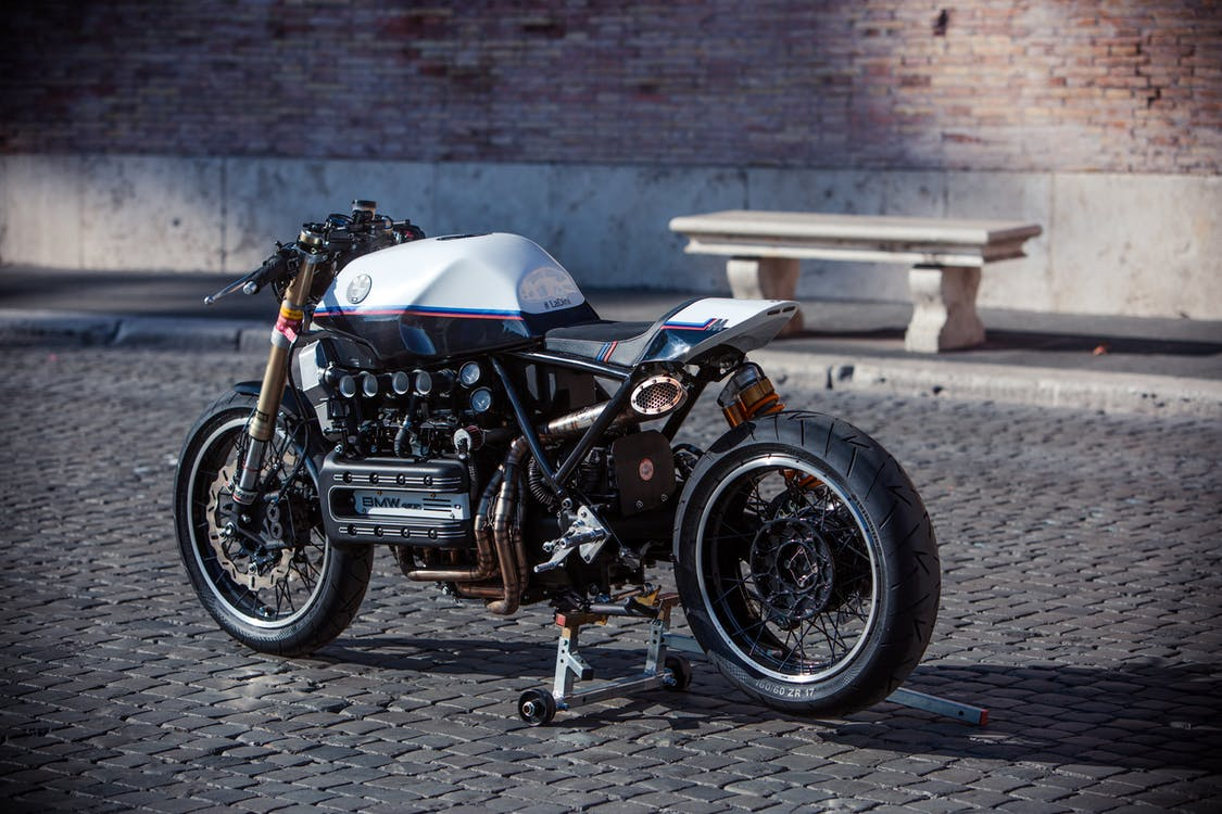 Photography of BMW Motorcycle
