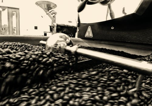 Free stock photo of black coffee, coffee, coffee beans, coffee roasting