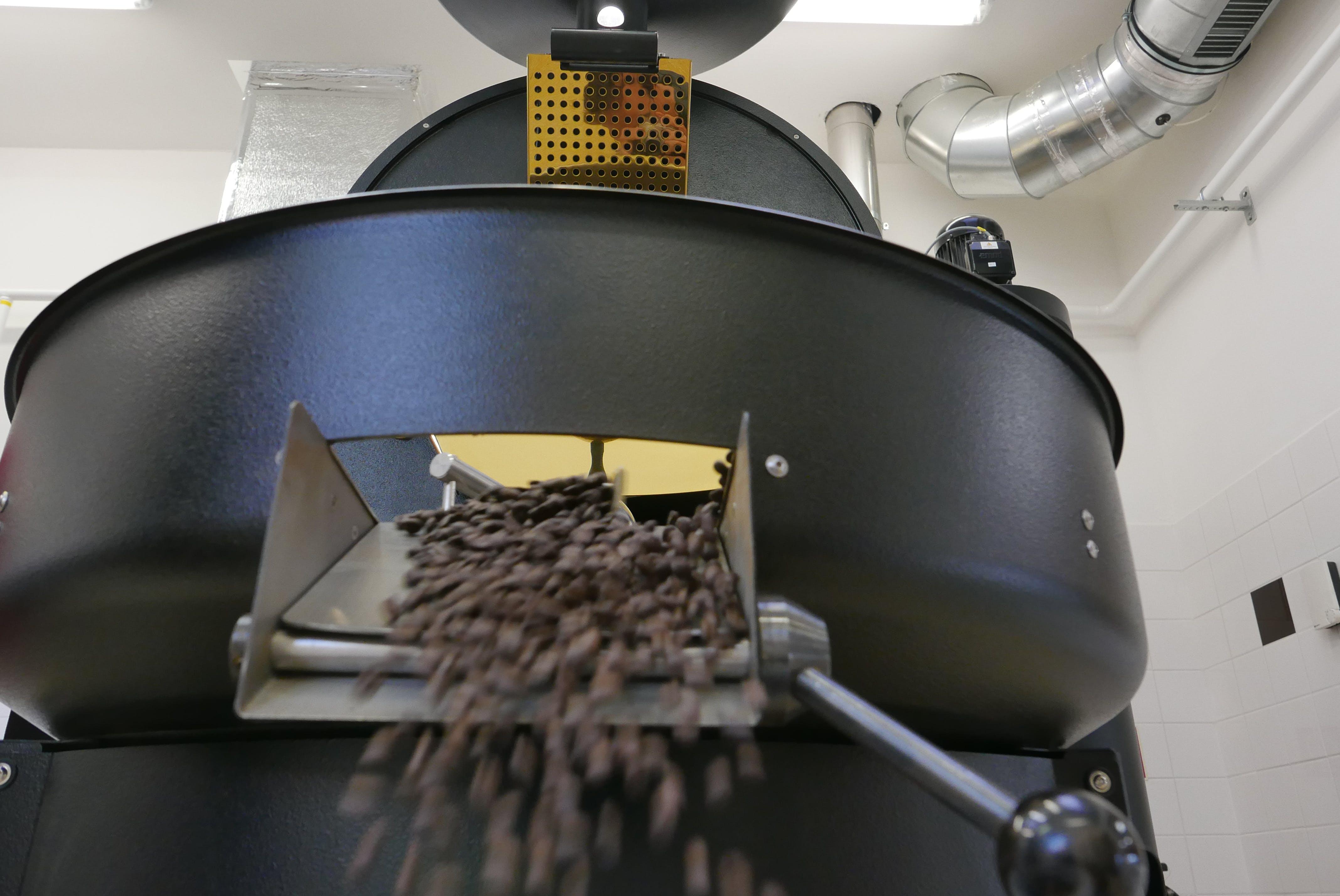Free stock photo of black coffee, coffee, coffee beans, coffee beans roastery
