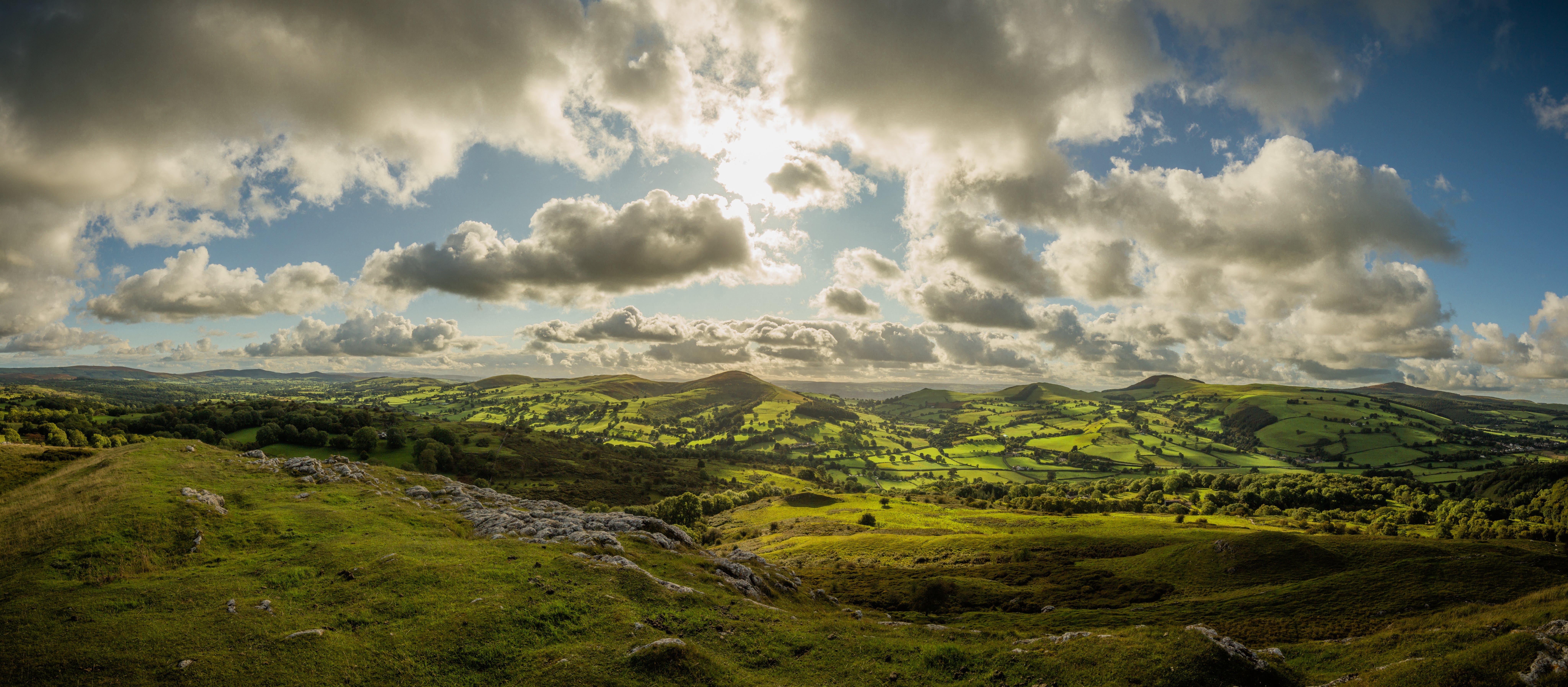 Základová fotografie zdarma na téma hřiště, krásný, malebný, mraky