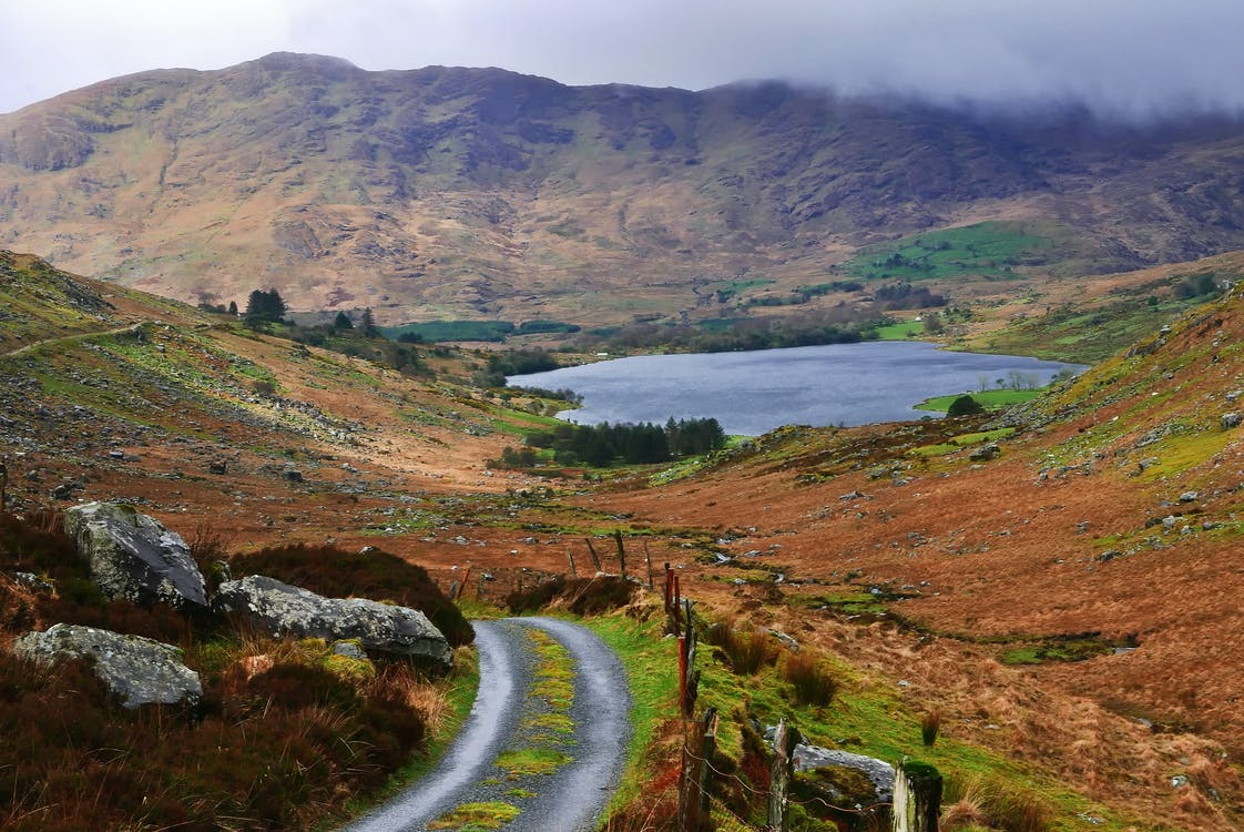 country, dingle, holiday