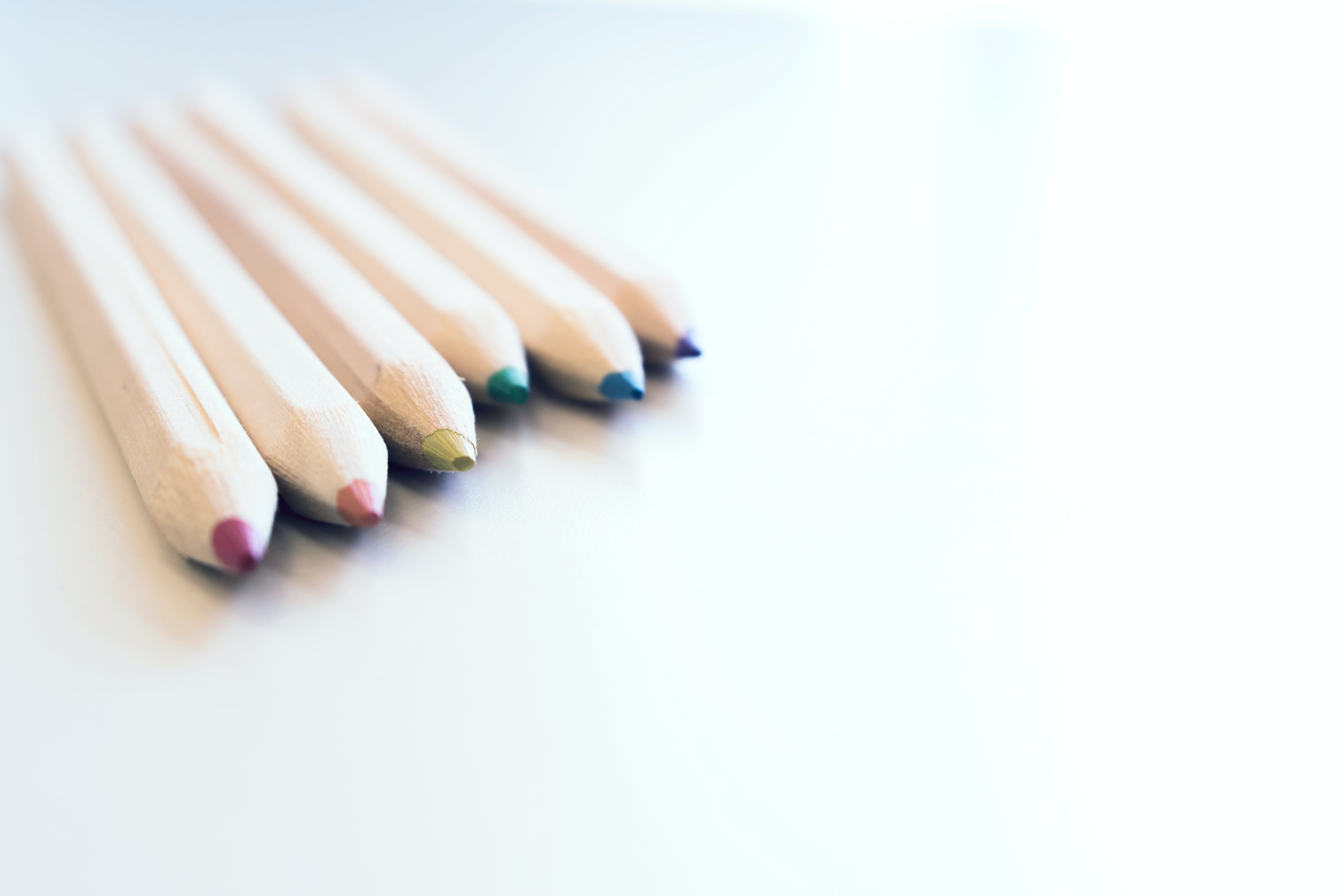 Free stock photo of colors, colored pencils, color pencils