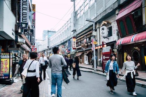 Зображення без роялті на тему «Вулиця, жвава вулиця, зайнятий, комерція»