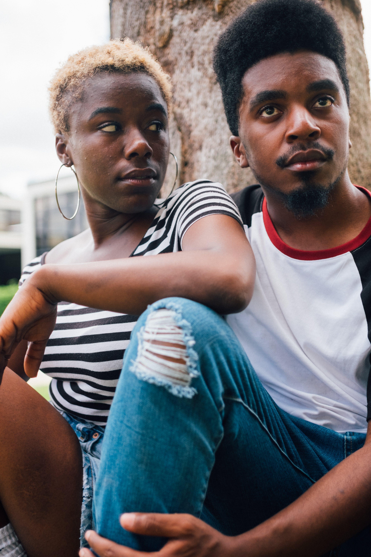 おとこ, アダルト, アフリカ系アメリカ人, アフロの無料の写真素材