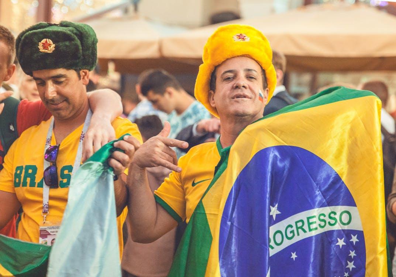 brazylia, czapka z daszkiem, dorosły