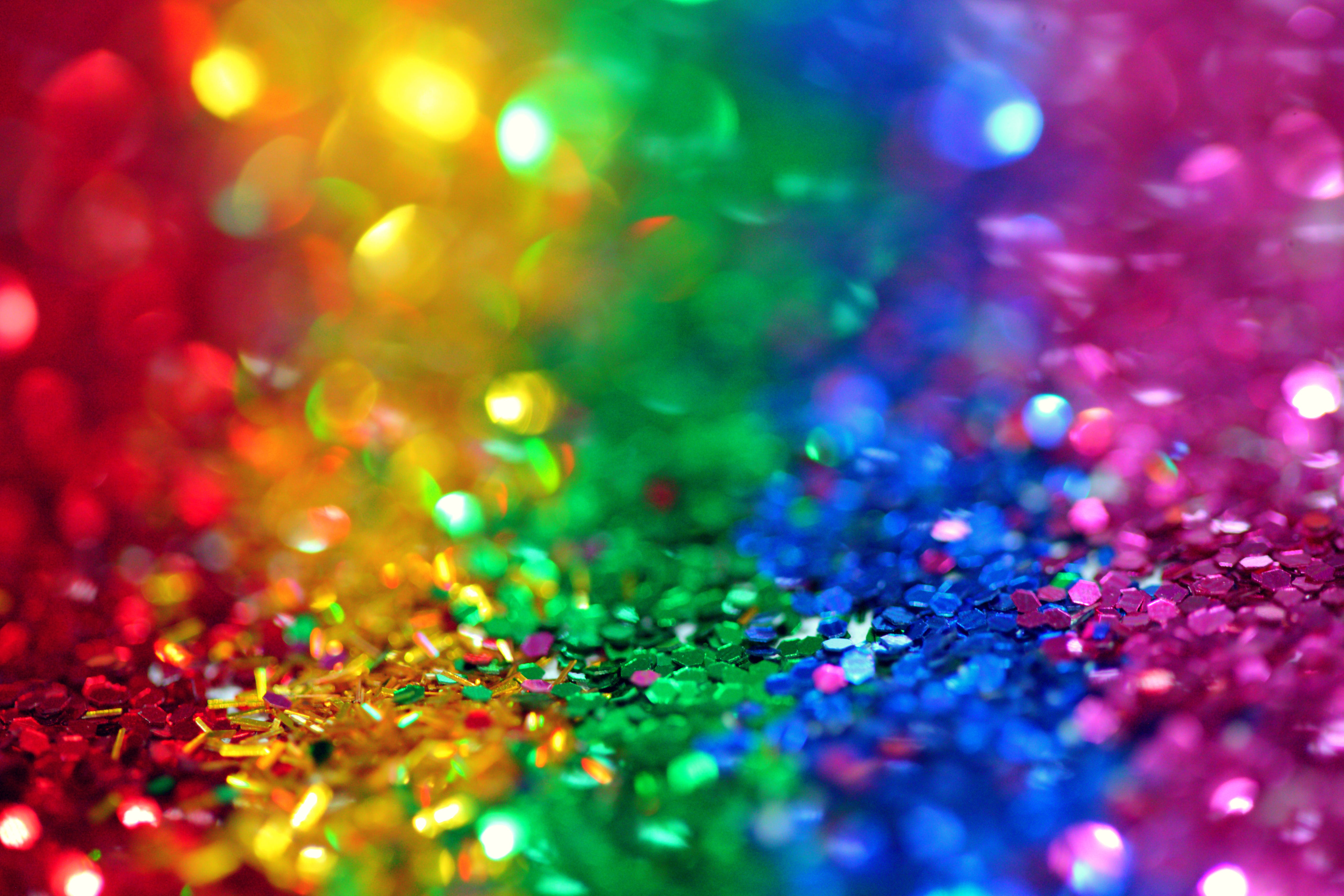 Assorted-color Sequins