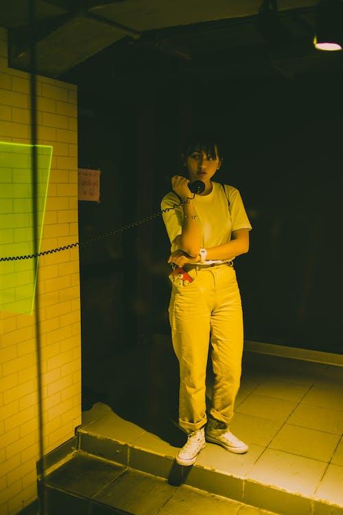 Ingyenes stockfotó 35 mm, lány, műalkotás témában