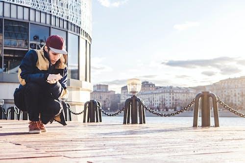人, 休閒, 城市, 場景 的 免费素材照片
