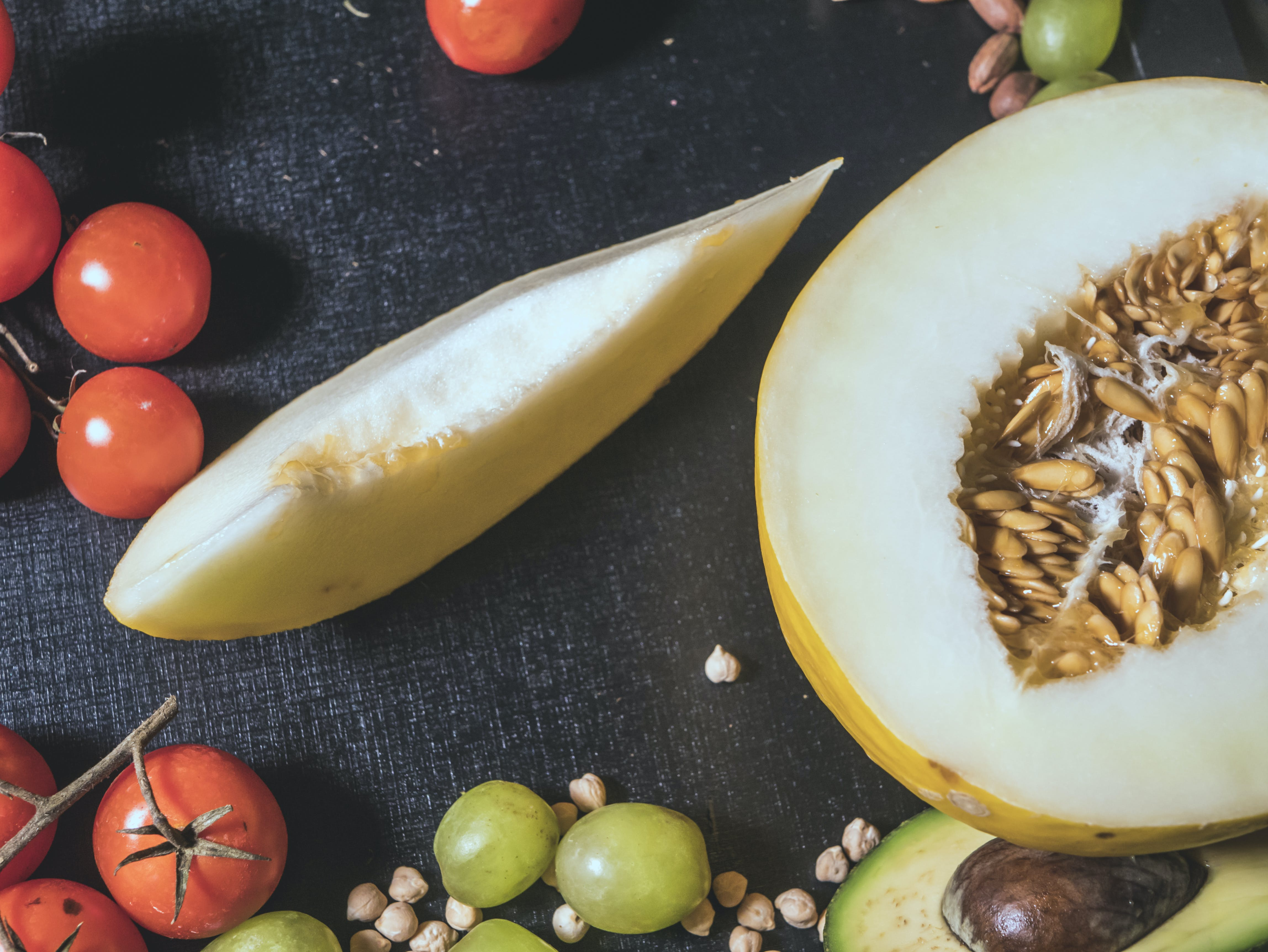 Darmowe zdjęcie z galerii z awokado, ciecierzyca, dieta, kolorowy