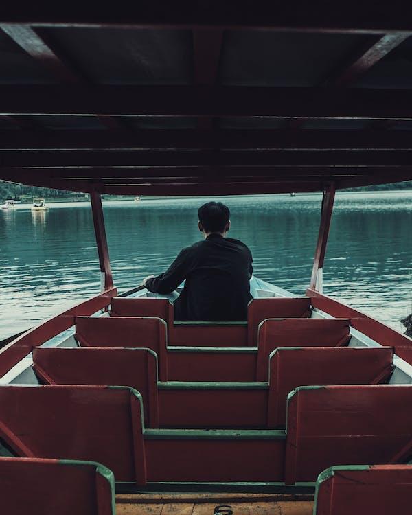 agua, asientos, atracción