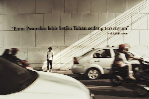 Photos gratuites de citation, rue