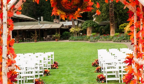 Free stock photo of log cabin, outdoorweddings, rustic, seattle