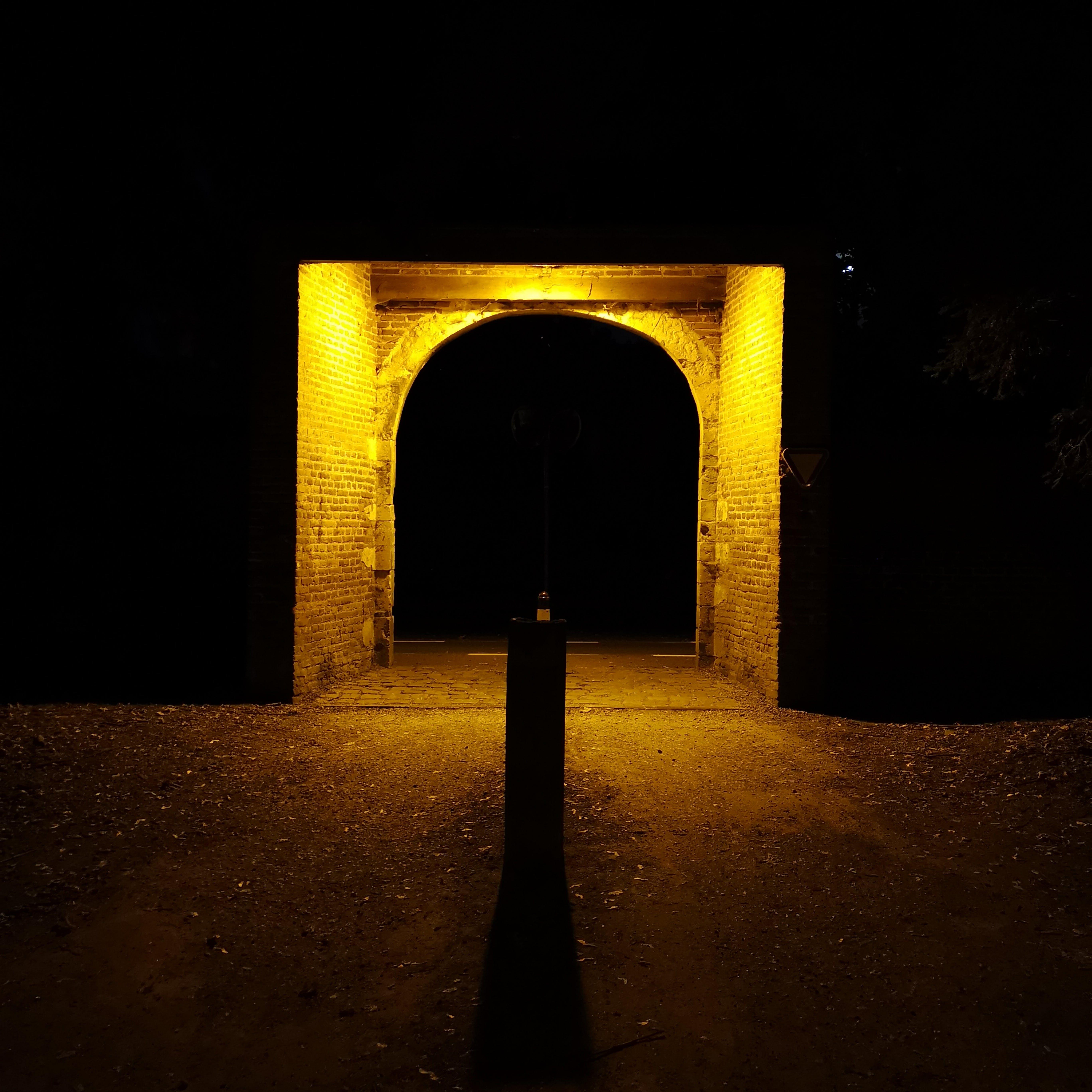 Free stock photo of night photography