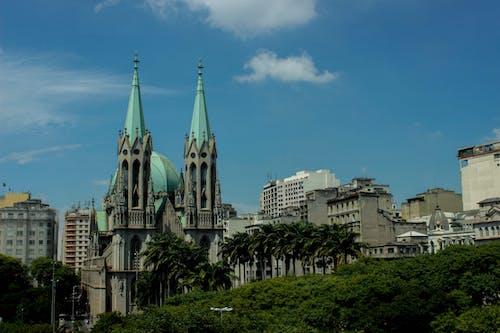 Základová fotografie zdarma na téma cesta, církev, katedrála, náboženství