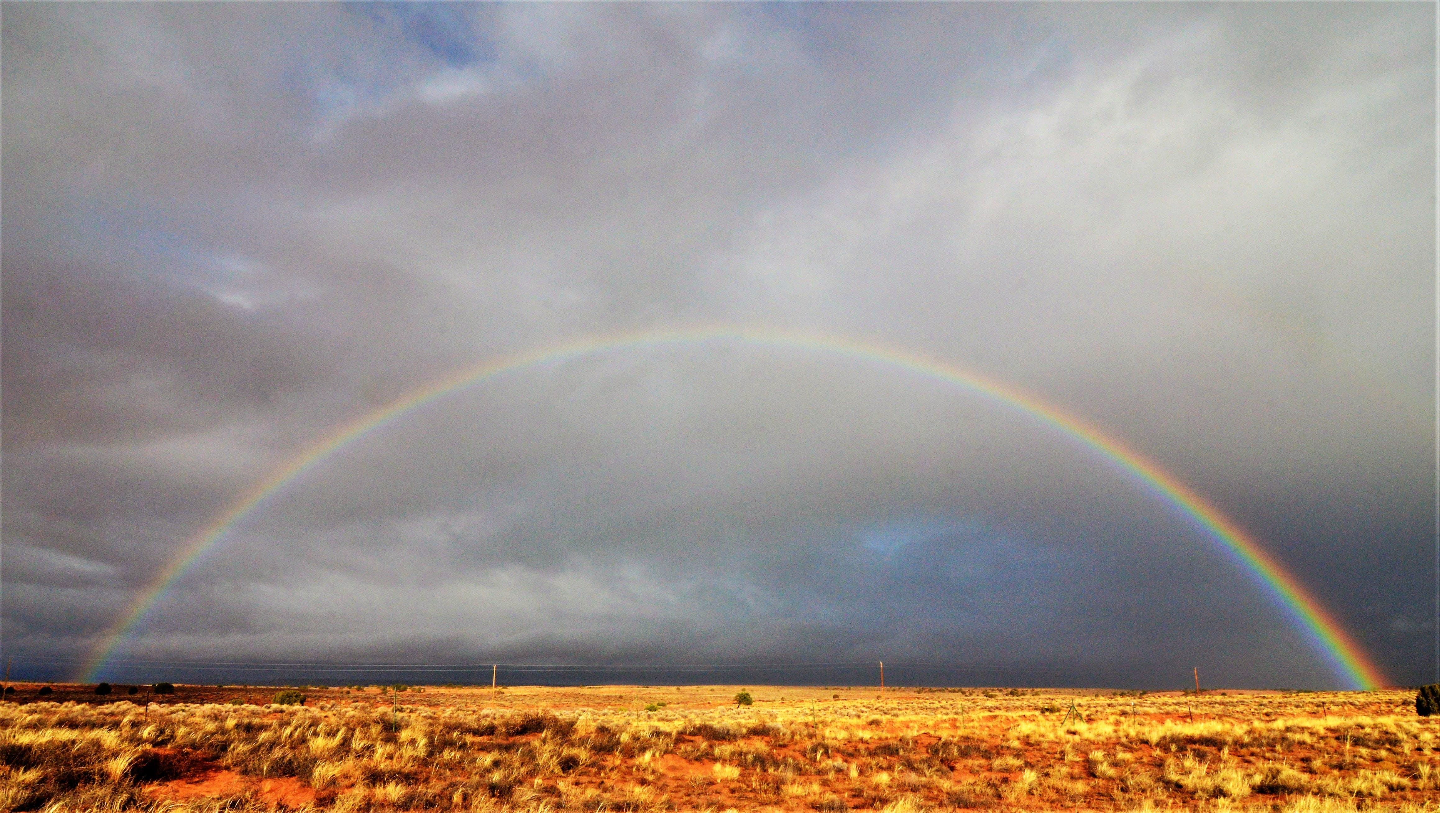 Δωρεάν στοκ φωτογραφιών με ουράνιο τόξο