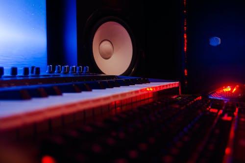 Ilmainen kuvapankkikuva tunnisteilla ääni, Audio, avaimet, elektroniikka