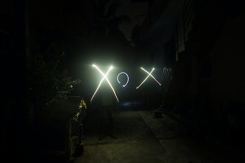 Ilmainen kuvapankkikuva tunnisteilla #himmeä valo, #led, #lights, #nikon