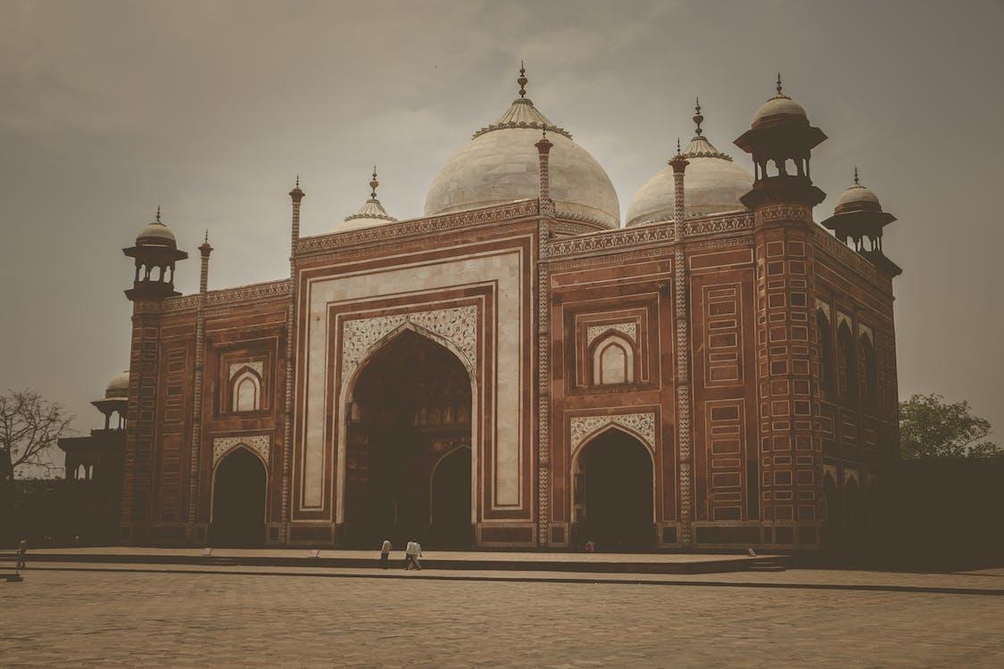 індійський, архітектура, Будівля